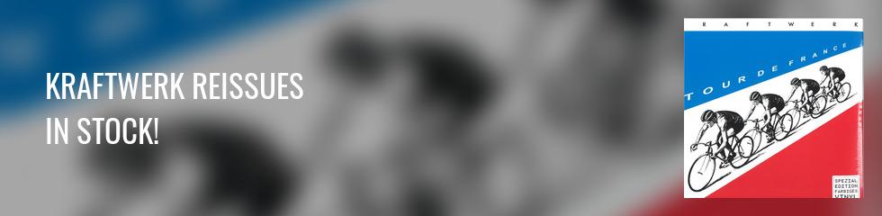 Kraftwerk - Tour De France Banner