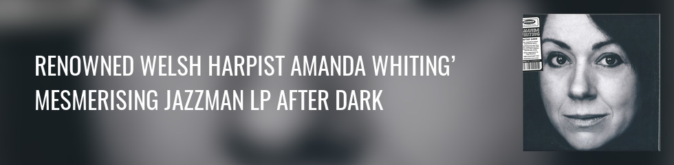 Amanda Whiting - After Dark (LP) Banner