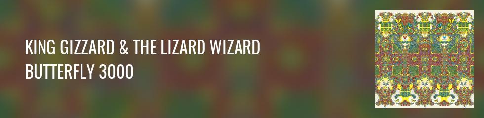 King Gizzard & The Lizard Wizard - Butterfly 3000 (Vinyl LP) Banner
