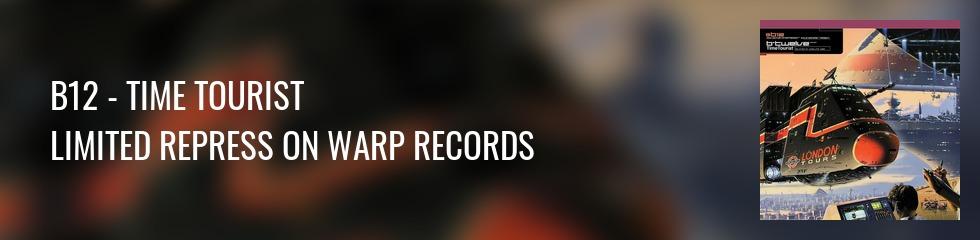 B12 - Time Tourist (Ltd. Remastered Coloured 2LP+MP3) Banner